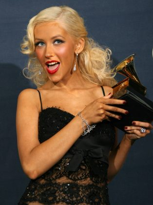 Aguilera has won six Grammy Awards. (Photo: WENN)