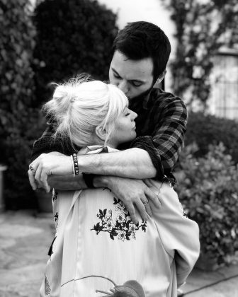Christina is also engaged to Matthew Rutler. (Photo: Instagram)