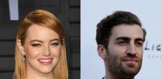 So who is Dave McCary? And, more importantly, is he worthy of replacing Andrew Garfield? Click through our photo gallery to learn 10 things about Emma Stone's new boyfriend. (Photo: WENN)