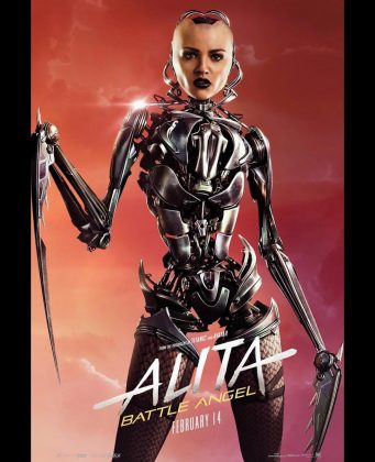 "You can catch Eiza Gonzalez in her upcoming movie ""Alita: Battle Angel."" The actress will star in Robert Rodrigez and James Cameron futuristic action drama as a sexy lethal cyborg. (Photo: Instagram)"