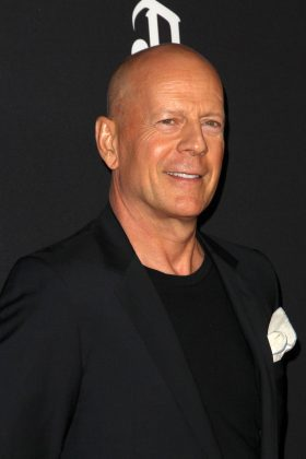 This Hot Bald Guy list wouldn't be complete without Bruce Willis, whom we fell in love with in the 80's and still love to this day—hair o no hair! (Photo: WENN)