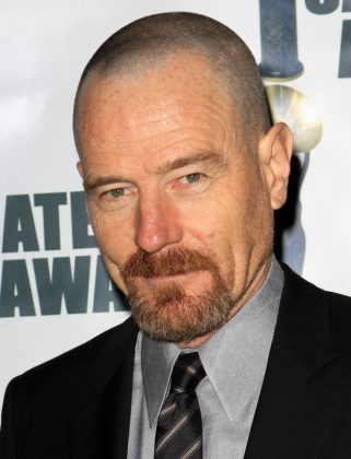 Though he isn't naturally bald, Brian Cranston deserves an honorary mention. He shaved his head to play Walter White. The look immediately became a pop culture icon! (Photo: WENN)