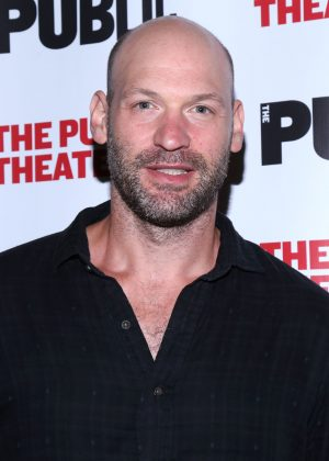 Before going bald, Corey Stoll was fat and had incredibly long, unkempt hair. He then lost all the weight (and the hair!) to become the sexy bald man he is today. (Photo: WENN)