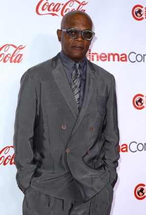 Samuel L. Jackson is one of the highest grossing celebrities today. He's also one of our favorite bald guys in Hollywood. (Photo: WENN)