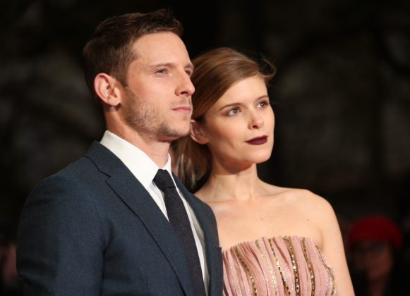 Jamie Bell and Kate Mara are expecting their first child together. (Photo: WENN)