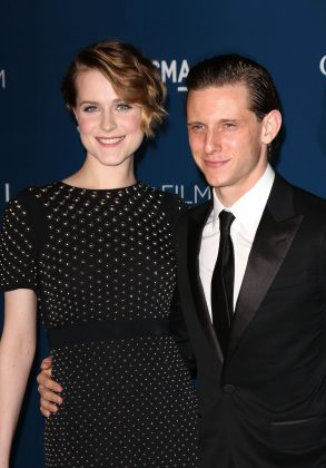 Jamie Bell has a four-year-old son from his first marriage. (Photo: WENN)