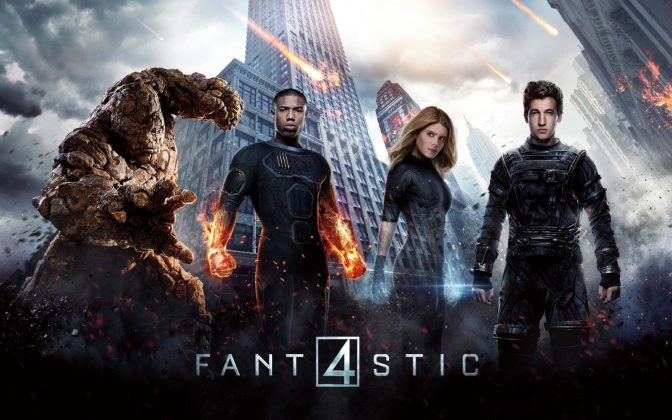 "Kate Mara and Jamie Bell met in the set of the 2015 ""Fantastic Four"" reboot. (Photo: Release)"