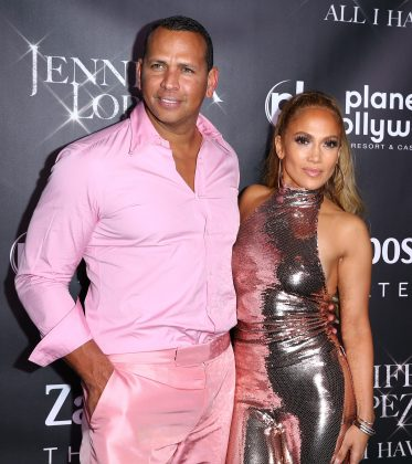 Jennifer Lopez has since found happened with Alex Rodriguez. (Photo: WENN)