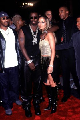 "From 1999 to 2001, Jennifer Lopez dated Sean Diddy"" Combs. (Photo: WENN)"
