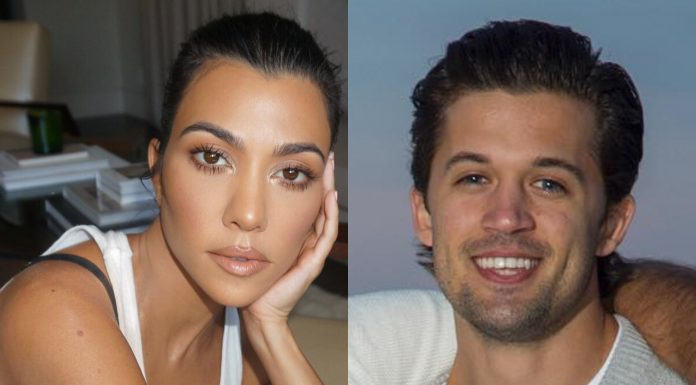 So who is David Duron? Click through our photo gallery above to learn everything there's to know about Kourtney Kardashian's new potential boyfriend. (Photo: Instagram)
