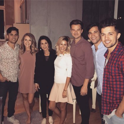 Duron is the brother of 'The Voice' season 3 finalist Dez Duron. In addition to the singer, David has four other brothers and sisters: Denny, Dakota, Dawn and Destiny. Like Kardashian, David comes from a big family! (Photo: Instagram)