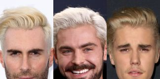 In honor of Zac Efron's makeover, here are 10 male celebrities who have bleached their hair. (Photo: WENN)