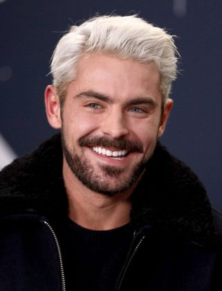 Zac Efron at the 2018 Sundance Film Festival while promoting his Ted Bundy film. (Photo: WENN)