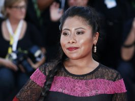 Here's everything you need to know about Yalitza Aparicio, the breakout star of Alfonso Cuaron's Roma. (Photo: WENN)