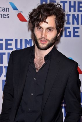 Even Penn Badgley has expressed his unwillingness to allow his fans to fancy Joe. (Photo: WENN)