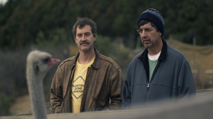 "The dramatic film ""Paddleton"" premieres on February 22. (Photo: Release)"