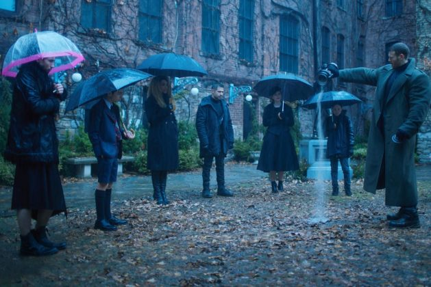 "The first season of ""The Umbrella Academy"" with Ellen Page premieres on the 15th of this month. (Photo: Release)"