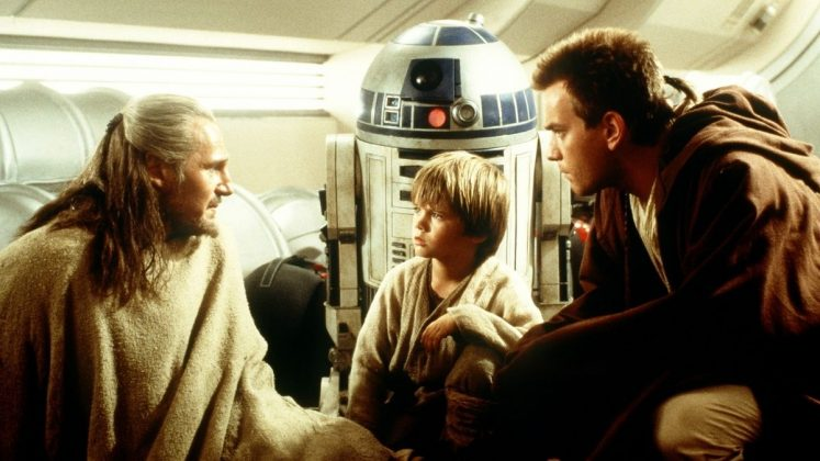 """Star Wars: Episode I, The Phantom Menace"" exposed the franchise to a whole new generation when it premiered in May 1999. With a box-office gross of $924.3 million, it became the highest grossing movie of the year. (Photo: WENN)"