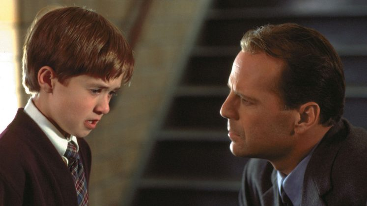 """I see dead people"" will forever go down in history as one of the greatest lines ever thanks to ""The Sixth Sense."" The supernatural-horror movie starring Bruce Willis premiere almost 20 years ago on August 6. The film earned six Oscar nominations. (Photo: WENN)"