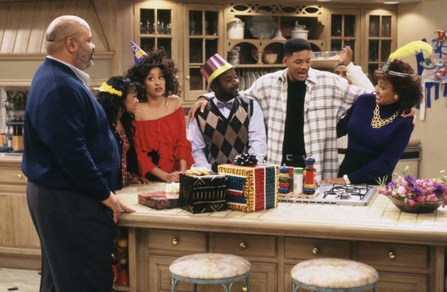 Will Smith and Jada Pinkett – The Fresh Prince of Bel Air (1994) (Photo: Release)