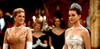 Anne Hathaway confirmed there's a finished script for The Princess Diaries 3. (Photo: WENN)