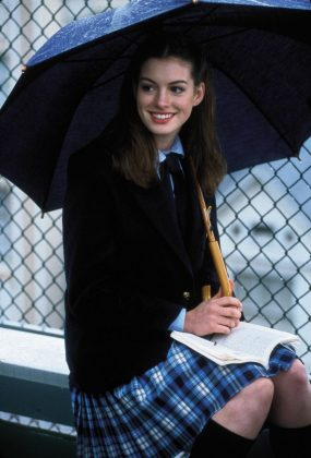 """The Princess Diaries"" premiered in 2001, when Hathaway was only 18 years old. (Photo: WENN)"