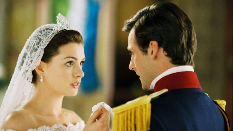 "The sequel, ""Royal Engagement"" came out in theaters in 2004. (Photo: WENN)"