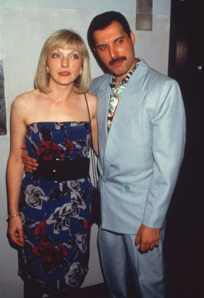 Lucy Boynton played Freddie Mercury's ex-fiancée and lifelong friend, Mary Austin in the film. (Photo: WENN)