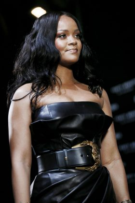 The singer has been open about her tumultuous relationship with her Ronald Fenty. (Photo: WENN)