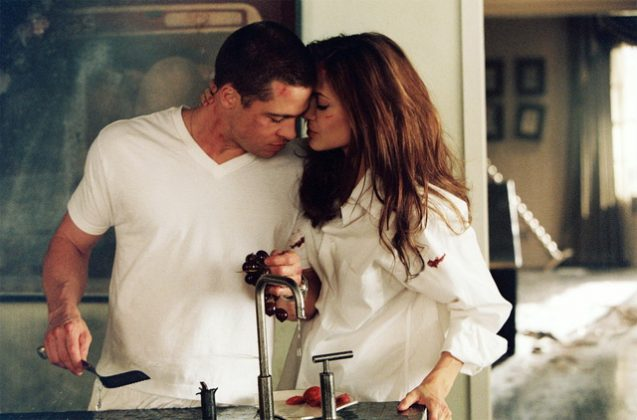 Angelina Jolie and Brad Pitt – Mr and Mrs Smith (2004) (Photo: Release)