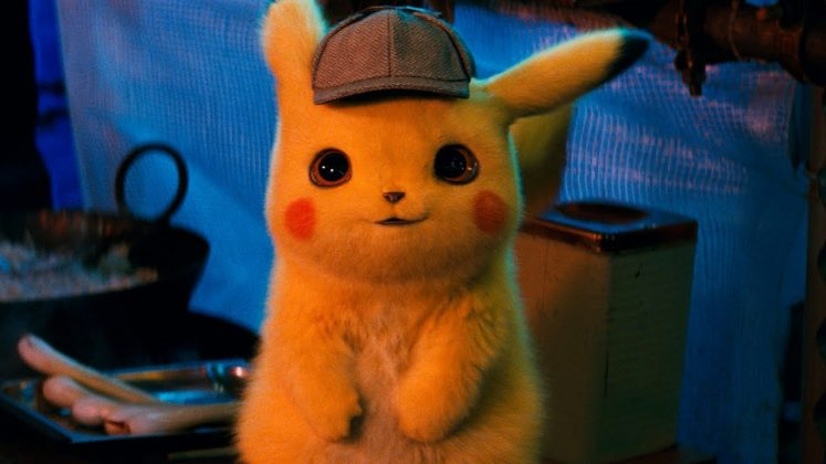Detective Pikachu, the comedy mystery film based on the video game of the same name, will be released in May. The film stars Ryan Reynolds as the voice of Pikachu. (Photo: Release)