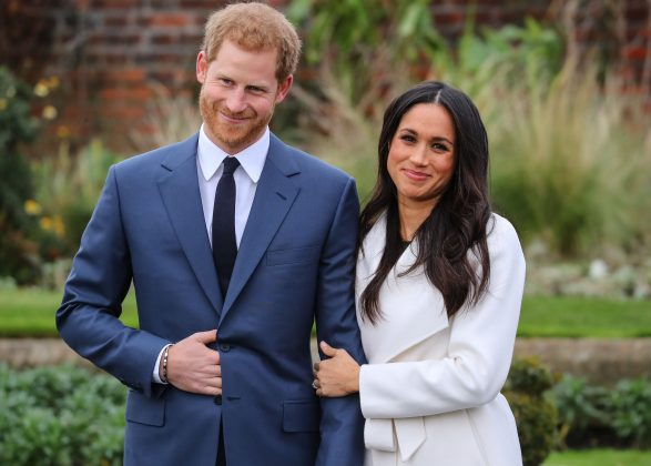 A new royal baby is on its way! Meghan Markle and Prince Harry are expecting their first child in the spring of 2019. (Photo: Release)