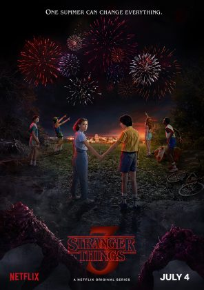 "The third season of Netflix' hit show ""Stranger Things"" is coming in 2019. The next set of episodes of the series will debut July 4. (Photo: Release)"