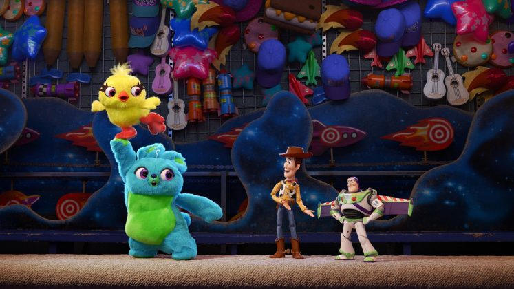The fourth Toy Story movie is set to be released on June. The film Woody and Buzz Lightyear will embark on a road trip adventure alongside old and new friends. (Photo: Release)