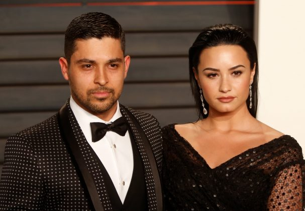 Who has Wilmer Vaderrama dated? His high-profile relationship with Demi is just the tip of the iceberg… (Photo: WENN)