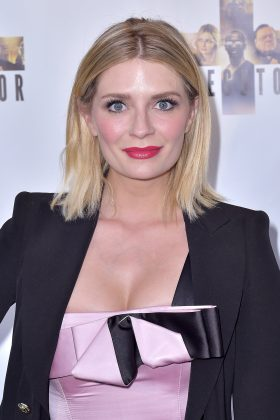 "In 2004, Mischa Barton was at the height of her ""O.C."" fame, which makes her decision to then date Valderrama that much more perplexing. (Photo: WENN)"