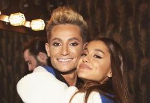 In honor of his 36th birthday, here are 10 things we're sure you didn't about Frankie Grande. (Photo: Instagram)