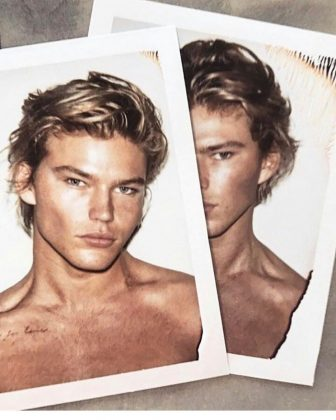Jordan Barrett was born December 2, 1996, which makes him 15 years younger than 37-year-old rumored girlfriend Paris Hilton! (Photo: Instagram)