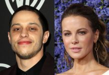 Who is Kate Beckinsale? Learn everything there's to know about Pete Davidson's thank u, next. (Photo: WENN)