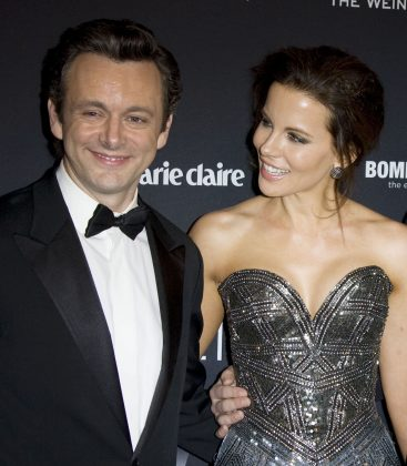 "Kate Beckinsale was in a long-term relationship with Michael Sheen from 1995 to 2003. ""He's really dear, close family. He's somebody I've known since I was 21 years old. I really love him a lot."" (Photo: WENN)"