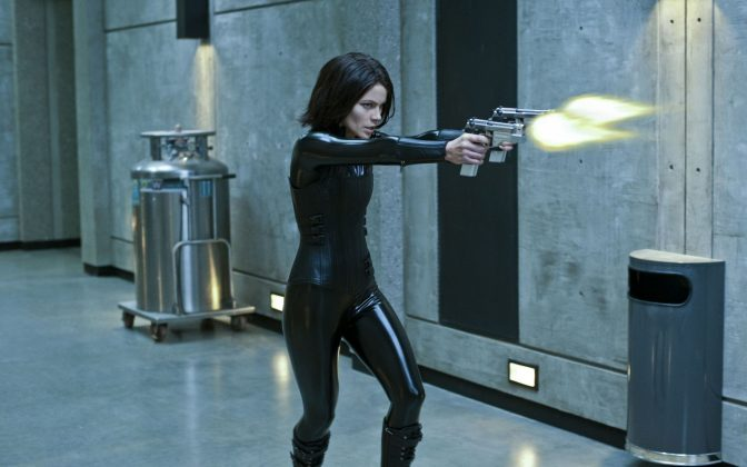 "Kate Beckinsale is most known for her stellar performance of Selene in the ""Underworld"" franchise. She's performed the lead role no less than five times on the big screen! (Photo: WENN)"