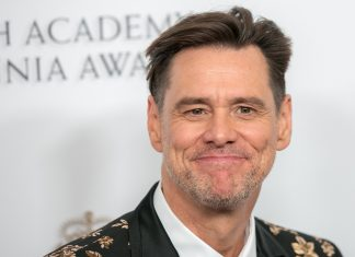 In honor of his birthday, here are 10 reasons why Jim Carrey isn't your regular star. Because when Hollywood Zigs, Jim Carrey zags. (Photo: WENN)