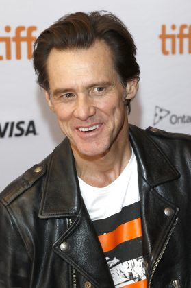 "Unlike many celebrities, Jim Carrey simply doesn't care about fame. ""My plan was not to join Hollywood, it was to destroy it. Like, take a gigantic sledgehammer to the leading man and to all the seriousness."" (Photo: WENN)"