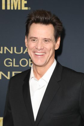 "He lives a normal life. Jim Carrey tries to sty as low-key as possible, even as a celebrity. When it comes to the benefits of fame, he's pretty apathetic towards most of them. ""Money doesn't faze me at all. It goes into an account and then I basically do what I need to do with it."" (Photo: WENN)"