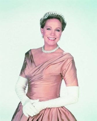 "The movie starred Julie Andrews as the queen we all know she is. Ever since ""Mary Poppins"" at a young age, she became one of our ultimate heroes. Being a teen and having the chance to see her age with outstanding grace as the Queen of Genovia was life-changing. (Photo: Release)"
