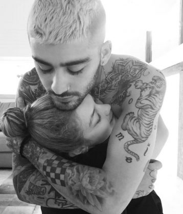 Zayn Malik and Gigi Hadid are rumored to have split up for a second time in less than a year. (Photo: Instagram)