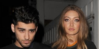 Zayn Malik and Gigi Hadid have broken up again. (Photo: WENN)