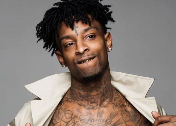 Click through our photo gallery to see the wide range of reactions to the shocking apprehension of 21 Savage. (Photo: Instagram)