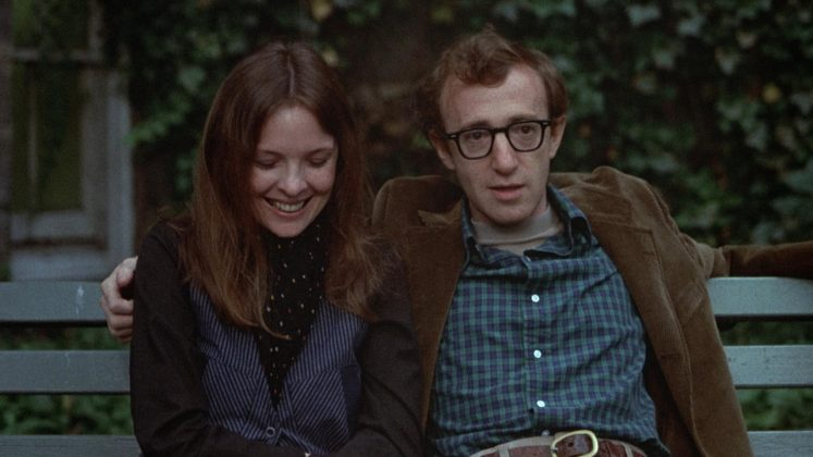 """Annie Hall."" This is the greatest relationship movie because it proves romance is hard, and sometimes it ends, even if two people love each other. (Photo: Release)"