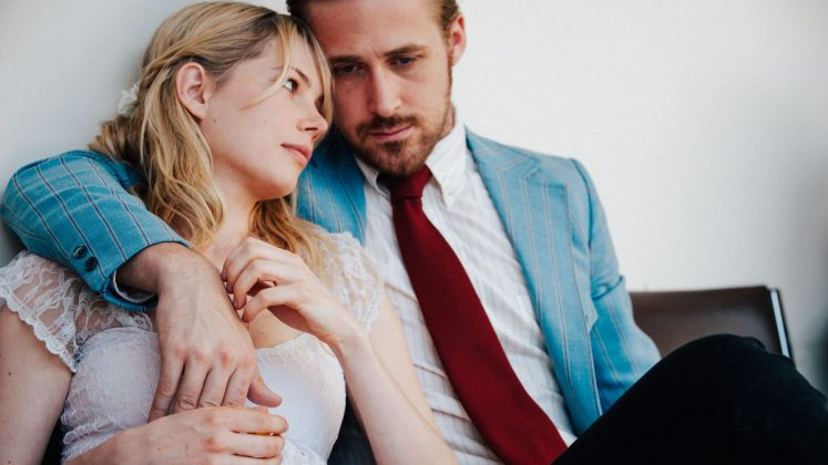 """Blue Valentine."" There's something really satisfying about seeing that even heartthrobs like Ryan Gosling can fail at love. (Photo: Release)"